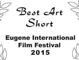 Red Earth Calling Wins at Eugene International Film Festival!
