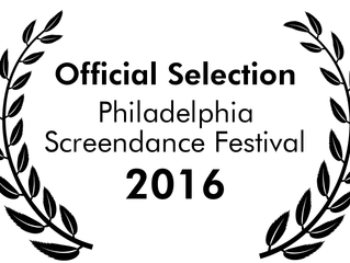 Red Earth Is An Official Selection of Philadelphia ScreenDance Festival