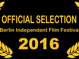 Berlin Independent Film Festival Official Selection!