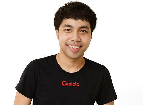 คุณนกรณ์ พฤกษ์พิพัฒน์เมธ CEO & Co-Founder Conicle.jpg