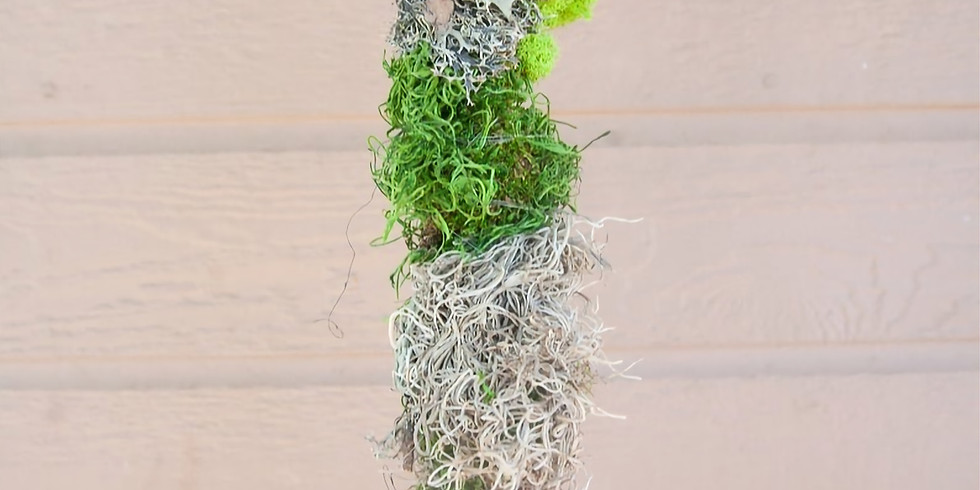 Make Your Own Moss Poles