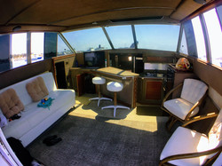 SEA HUNTER I CABIN