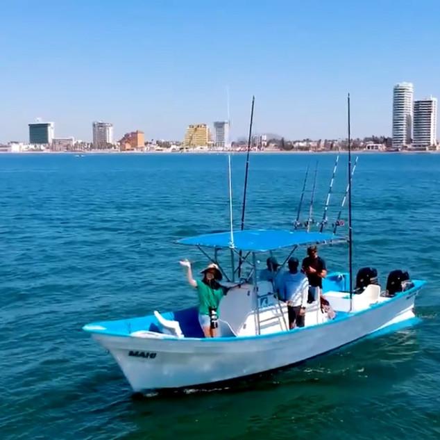 mazatlan boat rental