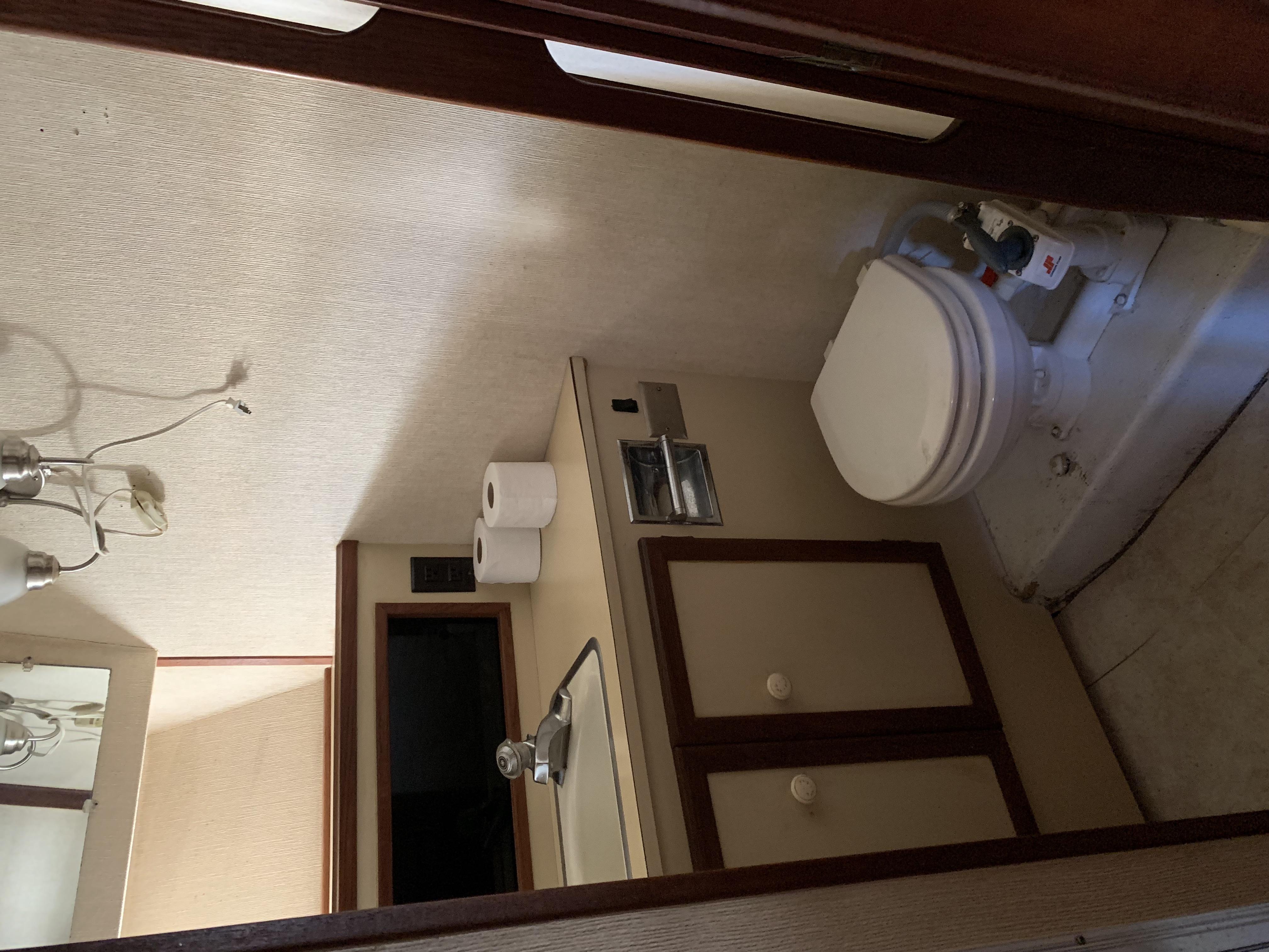 Sea Hunter II baño