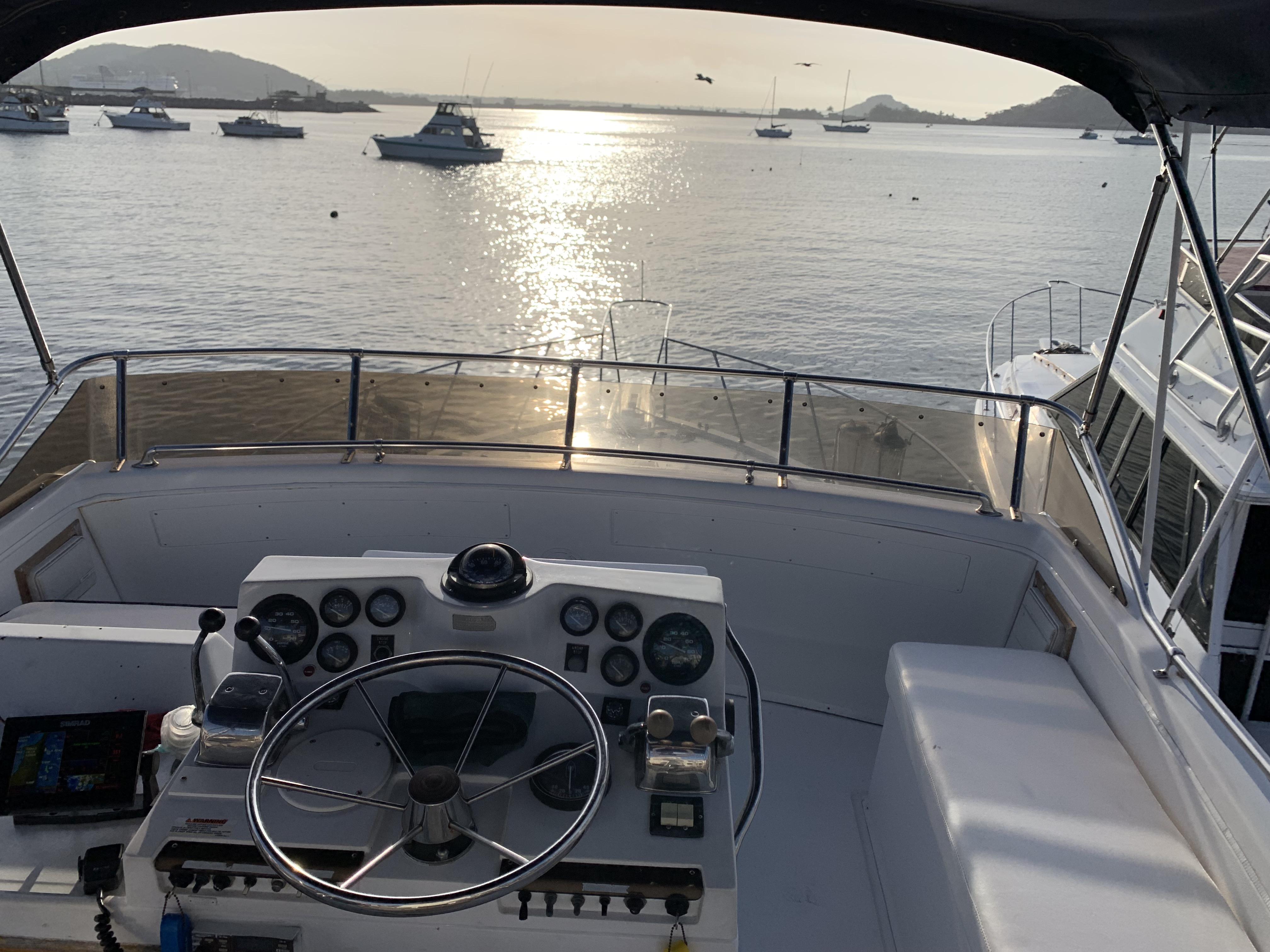 Sea Hunter II puente