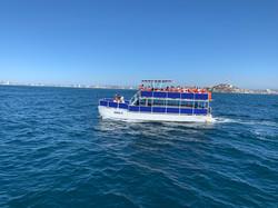 catamaran es en Mazatlan