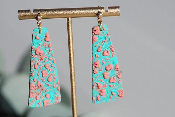 In the Tropics Earrings