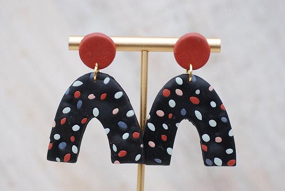Pep In your Step Earrings