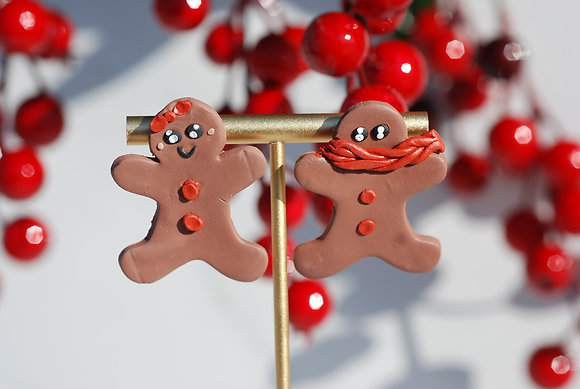 Holidays With the Gingerbread People