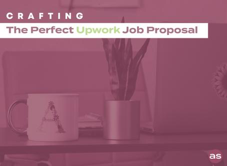 Crafting the Perfect Upwork Job Proposal
