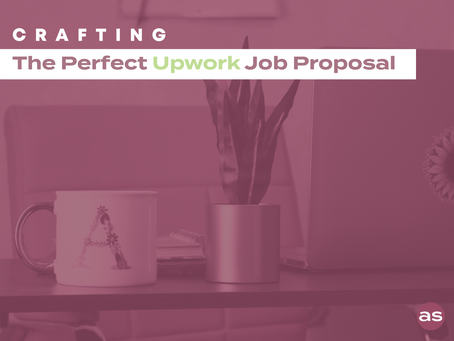 Crafting the Perfect Upwork Job Proposal