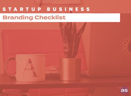 Startup Business Branding Checklist