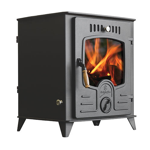 Brightfire 33kw/36kw/44kw Double Door Boiler