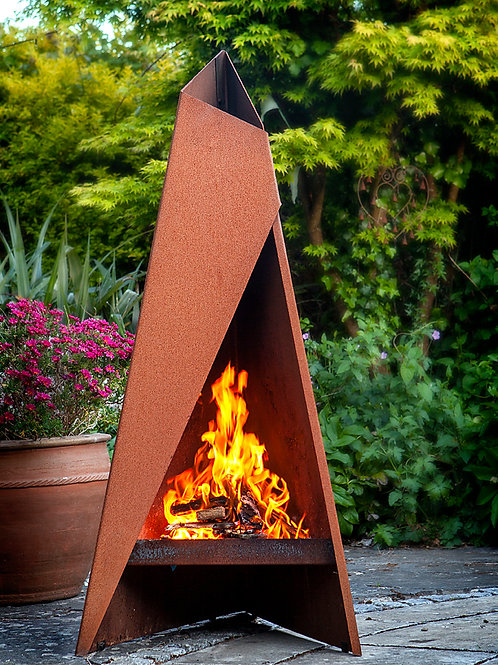 Tipi 1470: Outdoor Fire/Grill