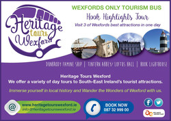Heritage tours ad