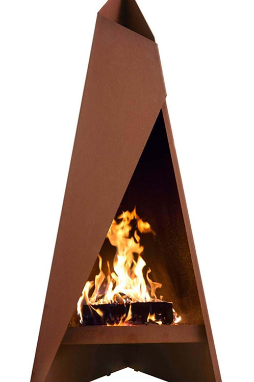 Tipi 960: Outdoor Fire/Grill