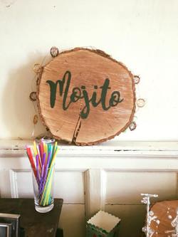 Mojito sign