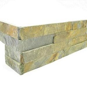 Rustic Slate - Flat Corner