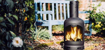 Upcycled Chimnea from an old gas cylinder