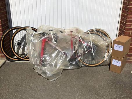 New Team Bike Build : KTM X-Strada 720