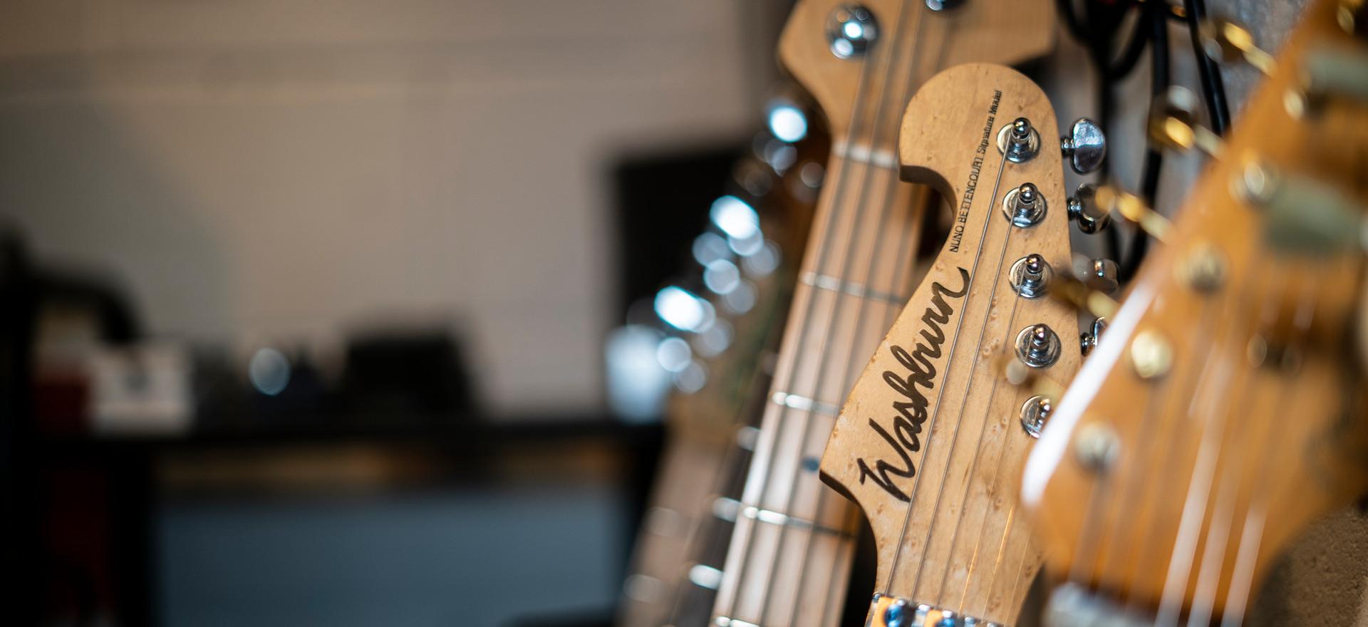 Guitar Headstocks