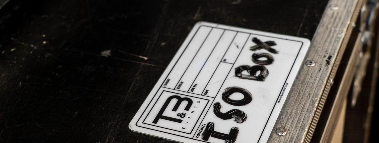 ISO box