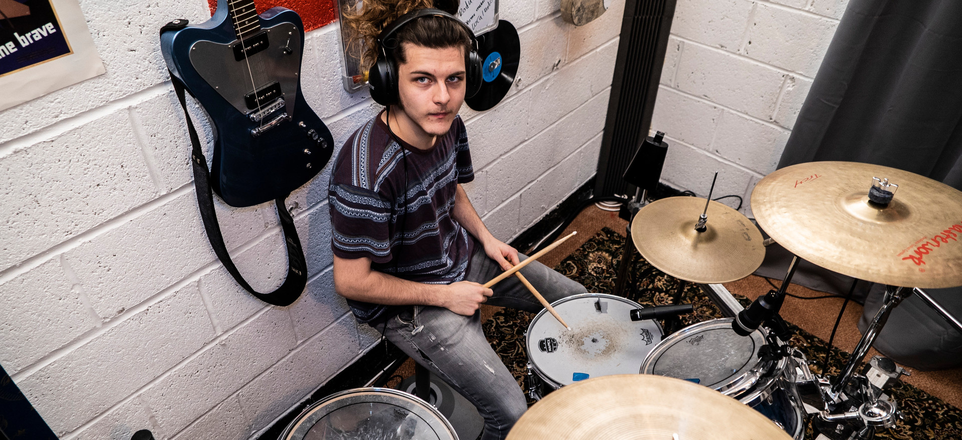 Click Track Drumming