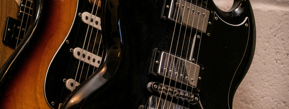 SG & Stratocaster