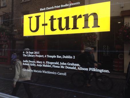 Irish Arts Review of U-Turn