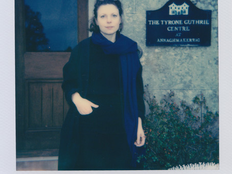 Residency at Tyrone Guthrie Centre
