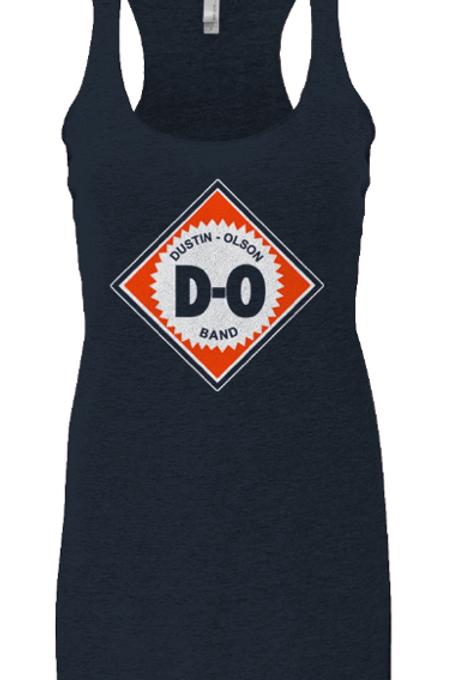 D-O Band Logo Tank