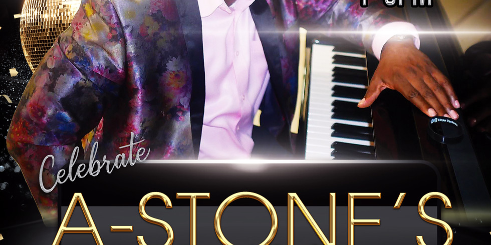 A-Stone's Birthday Live Music and Food