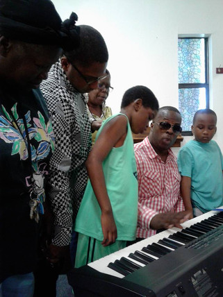 A-Stone Piano School Teaching group
