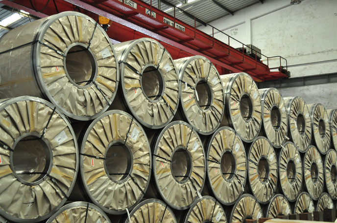 Starcore Cold Rolled Steel Coil