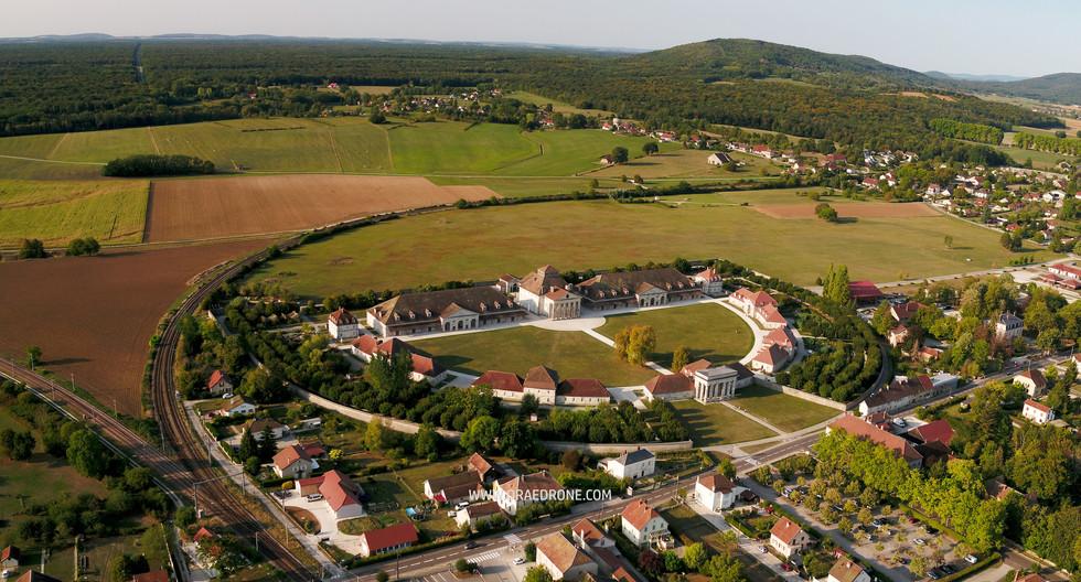 Saline royale d'Arc et Senans (Doubs)