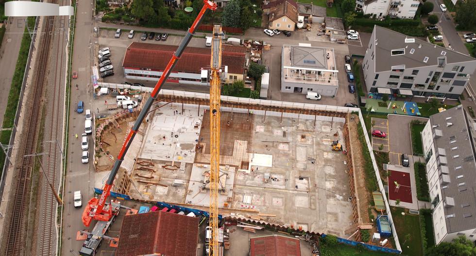 Suivi de chantier - Suisse romande