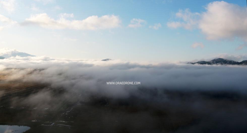 Levée de brume