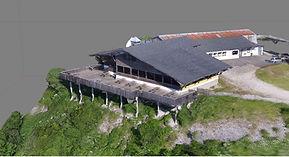 Photogrammetrie par drone, modélisation 3d, topographie, cubature, calcul de volume, architecte