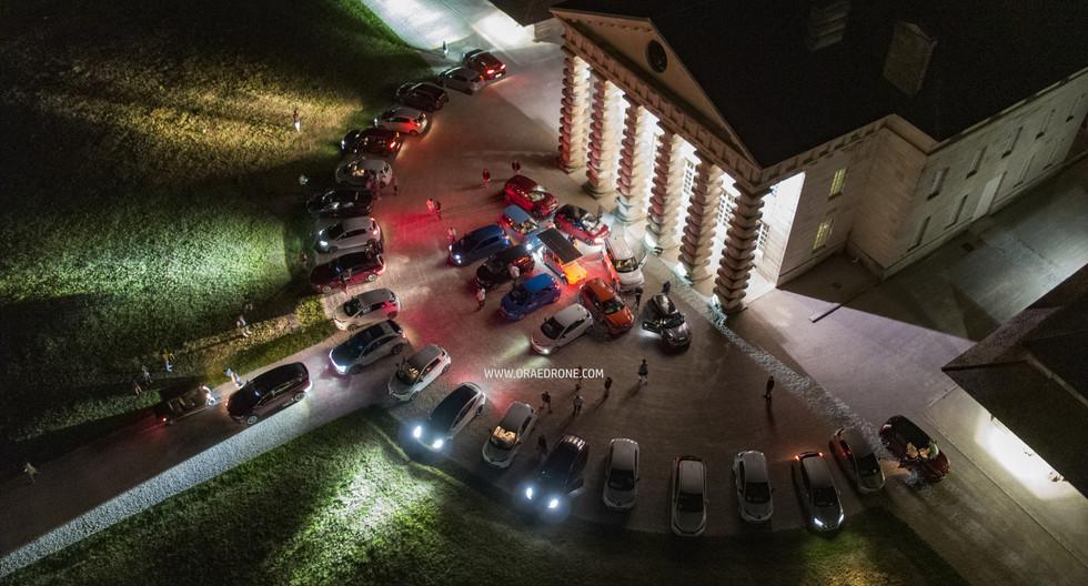 Jurassic electric tour 2020 - Arc et Senans (Doubs)