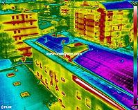 Thermographie de batiments, audit thermique, recherche et comptage d'animaux, photovoltaique