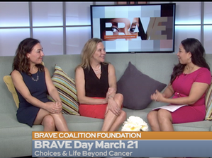 BRAVE Featured on San Antonio Living NBC News in Advance of BRAVE Day 2020