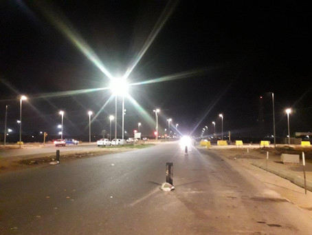 SANRAL Streetlight Project