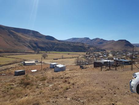 Senqu Municipality Rural Electrification