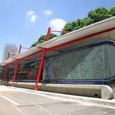 BRT Bus Depot