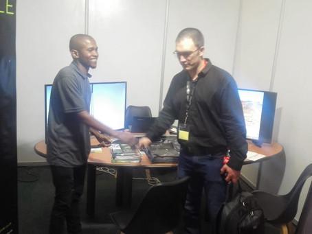 AMEU 2019 - DFR Kwakudi Launches Secur-i-Pole.