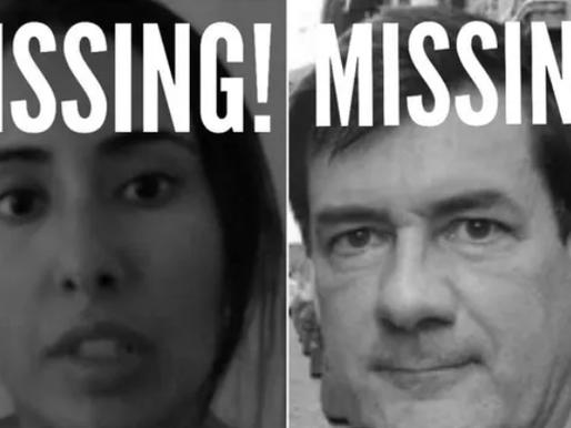 UK NGO 'Detained in Dubai', acting on behalf of clients Sheikha Latifa and Herve Jaubert