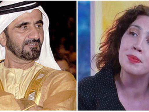 Radha Stirling responds to Sheikh Mohammed seeking custody of his children through foreign courts