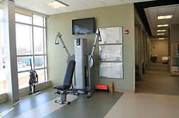 Rehab Department, Physical Therapy Department