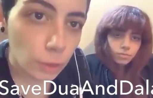 Saudi sisters seek asylum after a lifetime of abuse