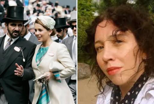 Radha Stirling addresses reports that Dubai Ruler's wife is seeking asylum
